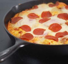 Weight Watchers recipe for Pizza