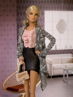 Eugenia Going public Fashion Royalty   Flickr - Photo Sharing!