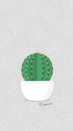 Wallpaper Fond d'écran – Cactus 2 , - Life and hacks Wallpaper Fofos, Screen Wallpaper, Wallpaper Backgrounds, Iphone Wallpaper, Wallpapers Tumblr, Cute Wallpapers, Image Tumblr, Wallpaper Telephone, Whatsapp Wallpaper