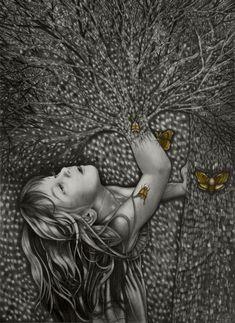 Ilustración+Surreal+de+Alessia+Ianetti