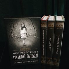 Ms. Peregrine's Peculiar Children Trilogy