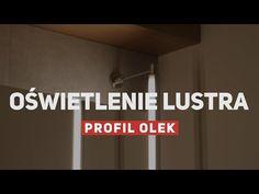 Jak ciekawie i nowocześnie oświetlić lustro - profil LED Olek Mario, Profile, Led, Youtube, Instagram, User Profile, Youtubers, Youtube Movies