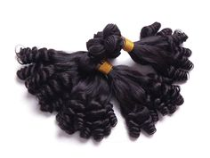 6A Hair WEAVE FUNMI CURLY Natural Color VIRGIN BRIZILIAN HUMAN HAIR 3Bundles #WIGISS #HairExtension