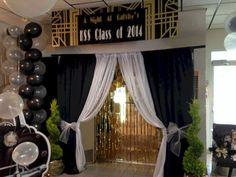 Great Gatsby Themed Birthday Party 17