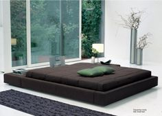Squaring Isola Bed