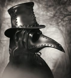 Digital painting-plague doctor by Inhophetaminex on DeviantArt Plague Mask, Plague Doctor Mask, Black Death Plague Doctor, Doctor Tattoo, Steampunk Festival, Doctor Costume, Tattoo Design Drawings, Classic Tattoo, Skull And Bones