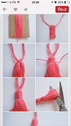 Pink idea