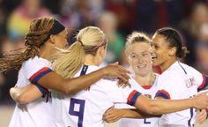 Girls Soccer Team, Us Soccer, Usa Girls, Wrestling, Sports, Lucha Libre, Hs Sports, Sport