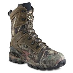 Irish Setter Mens Deer Tracker 10 800g Insulated Hunting Boot-778786 - Gander Mountain - Boots I want