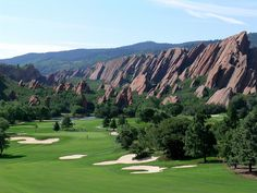 Arrowhead Golf Course, Colorado
