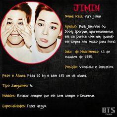 Biografia - Jimin