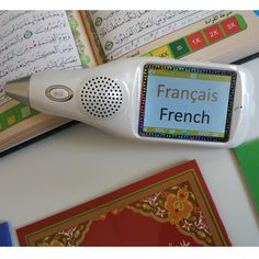 8G LCD Quran Reading Pen QM9200 digital quran pen English, Urdu, French German Farsi Dari islamic products translator Read pen