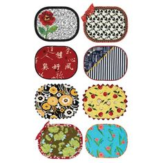 Fun Placemats to sew