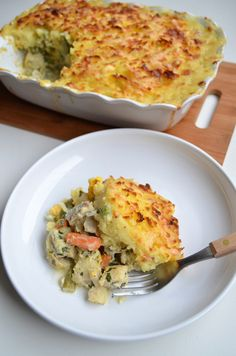 Placinta cu peste cu piure de cartofi si legume Savori Urbane Edenia (4)