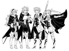 Corrin and Robin switch! Fire Emblem Fates, Fire Emblem Awakening, Character Concept, Character Art, Character Design, Fire Emblem Warriors, Fire Emblem Characters, Game Art, Illustration Art