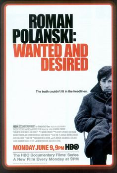 Marina Zenovich's new documentary examines the public scandal and private tragedy which led to legendary director Roman Polanski's sudden flight from the United States.   http://www.youtube.com/watch?v=hMieQzq1snc=youtu.be