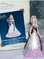 Hallmark Keepsake 2005 Celebration Barbie  designed by Bob Mackie