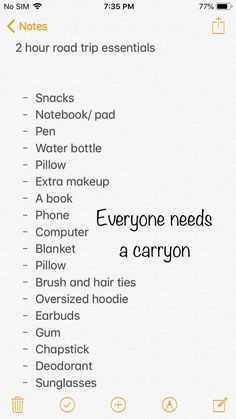 Travel Packing Checklist, Packing List For Vacation, Road Trip Packing, Road Trip Hacks, Packing Tips, Road Trips, Travel Tips, Airplane Essentials, Travel Bag Essentials