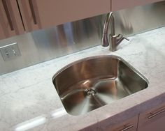 www.houzz.com/... For a lifetime of beauty. Classic undermount sink. UC-SS-CL-S3-16 16 Gauge UltraClean Undermount.