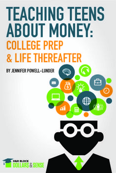 Teaching Teens About Money - College Prep & Life Thereafter #finance #teenagers