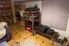 Blog de Audio Pasión Hi-End: INSTALACION KUZMA, OCTAVE, ZYX, TSAKIRIDIS