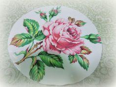 Cina mosaico piastrelle rosa splendida LG. focale - rotto piastre riproposti