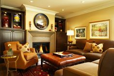 17 Best Small Family Room With Fireplace Decorating Ideas Images