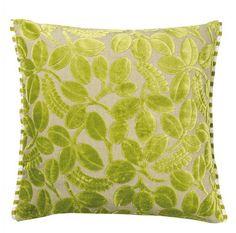 Designers Guild cushion at Pedroso & Osório #cushion #pedrosoeosorio #designersguild #flowers www.pedrosoeosorio.com