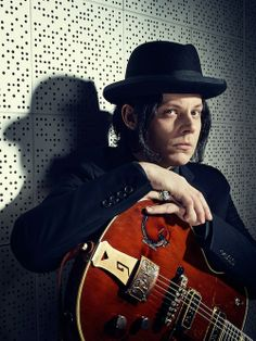 Jack White - I just want to hear him play live just once in my lifetime