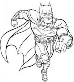 Do Your Kids Love Superheroes Especially Batman Planning To Get Them Involved In Some Coloring Pictures Find Here 10 Free Printable Pages