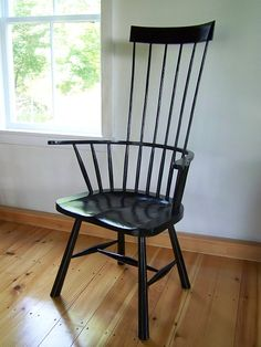 High-Back Welsh Stick Chair