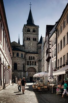 Trier, Germany - One of our favorite places.