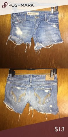 Hollister shorts sz 0 Hollister shorts sz 0 Hollister Shorts