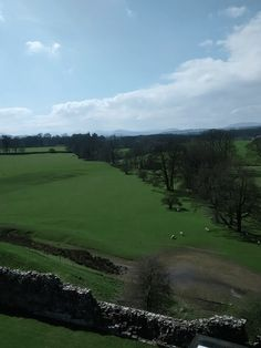 Views from Brougham Castle