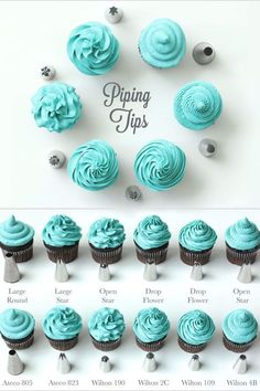 Ever wondered how pro bakers achieve all those pretty icing designs? Here's the answer to piping perfection.