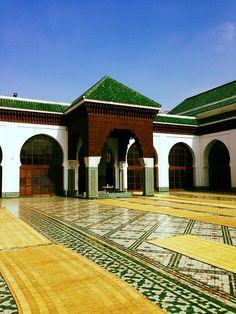 Mosquée et Université Al Quarawiyine à Fès, Maroc