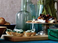 Creamed Spinach Phyllo Cups ‹ Hello Healthy