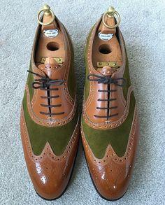 Amrik Chaggar – London Bespoke Shoes – The Shoe Snob Blog