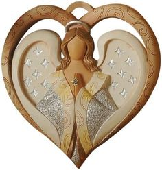 "Legacy of Love ""Angel"" Christmas Ornament"