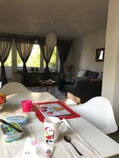 Ikea, Home Decor, Fluffy Rug, Wood Colors, Scandinavian Design, Light Colors, Interior Decorating, Decorating Ideas, Throw Pillows