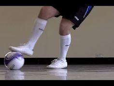 Learn Zidane fake shot pass - Football Soccer skill - YouTube