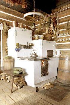 Rus stove