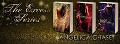 Radical Reads Book  Blog: Blog Tour Excess Series by Angelica Chase