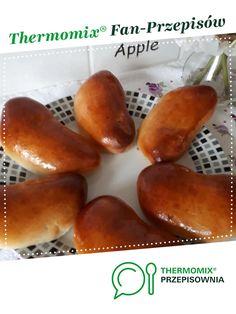 Drożdżówki z jabłkiem jest to przepis stworzony przez użytkownika agabar20. Ten przepis na Thermomix<sup>®</sup> znajdziesz w kategorii Słodkie wypieki na www.przepisownia.pl, społeczności Thermomix<sup>®</sup>.