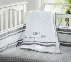 Harper Nursery Bedding Collection #pbkids