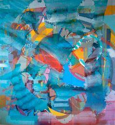 """Exposición """"sensación azul"""" por Juan Gomila"""