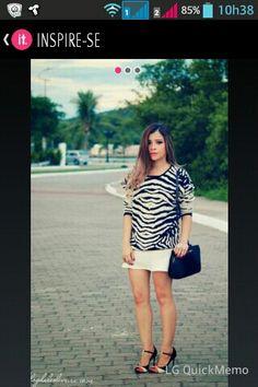 Zebra e branco