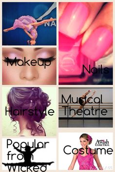 Nia's Musical Theatre solo