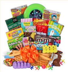Easter baskets gift baskets chocolate free shipping no sales easter baskets easter bunnies easter eggs chocolate free shipping no sales negle Images