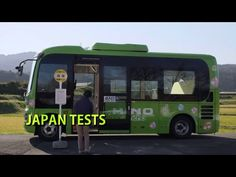 It's not electric, and neither does it put on futuristic airs. Meet Japan's practical take on the self-driving bus, courtesy of  SB Dri...
